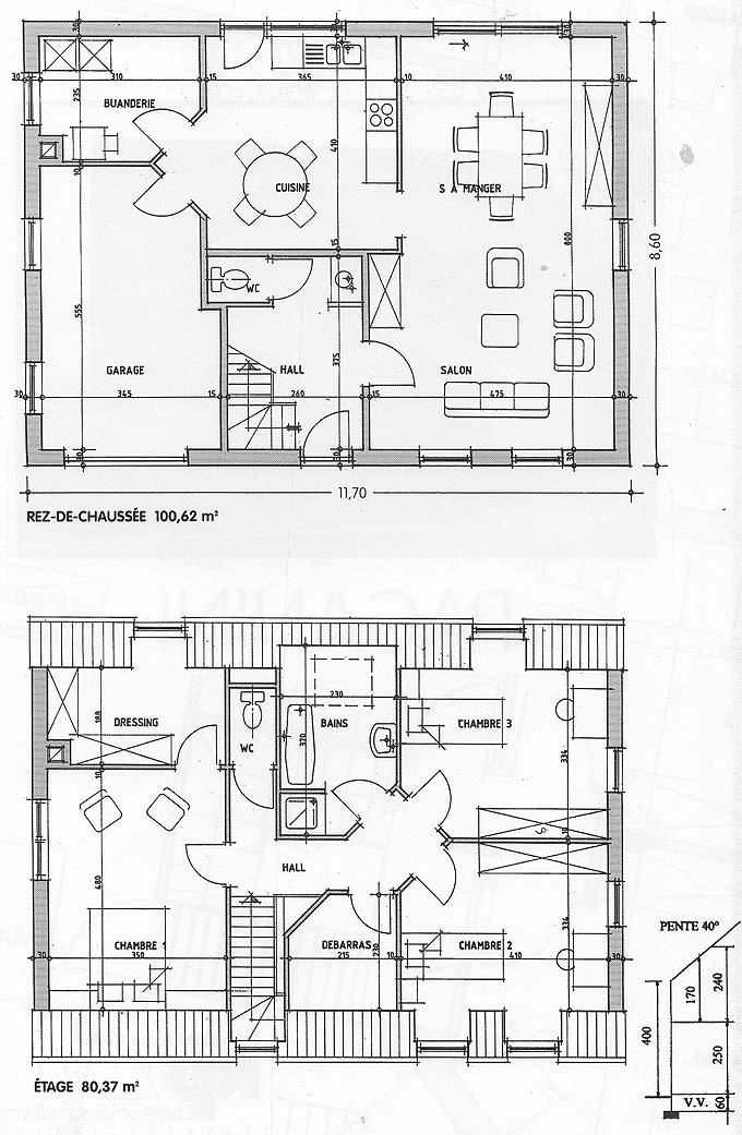 plan maison paganini